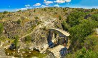 Камен мост во близина на село Зовиќ