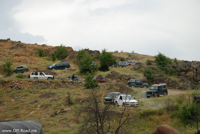 Jeep tour mariovo 2010