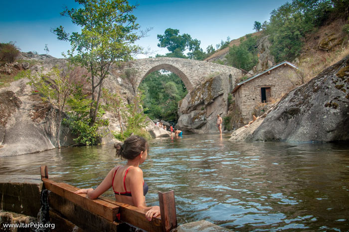 Stone Bridge - Zovik village - Mariovo - Macedonia