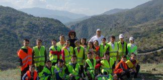 Еко акција - село Зовиќ - 20.04.2019